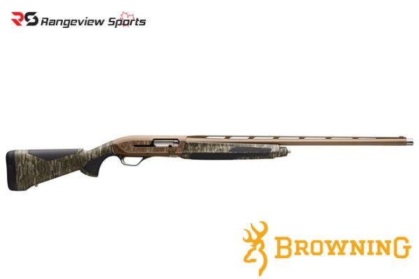 Browning Maxus II Wicked Wing Mossy Oak Buttomland Shotgun Rangeviewsports Canada