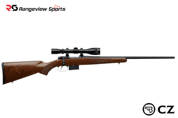 CZ 527 American Bolt Action Rifle, 223 Rem Rangeviewsports Canada