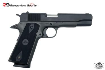 R.I.A. 1911 A1 GI Sandard FS, 9mm Rubber Grip Rangeviewsports Canada