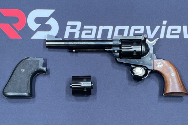 Ruger New Model Blackhawk Revolver, 357 Mag:9mm Rangeviewsports Canada
