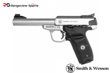 Smith & Wesson SW22 Victory Target Model, 22LR Rangeviewsports Canada