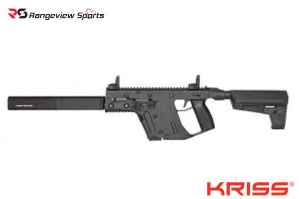 Kriss Vector CRB G2 Rifle Semi-Auto, 18.6″ Barrel, 10mm – Black RangeviewSports Canada---
