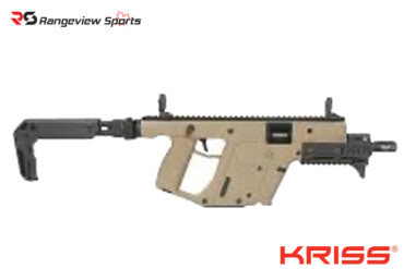 Kriss Vector SBR G2 Rifle Semi-Auto, 6.5″ TB .45 Acp – FDE RangeviewSports Canada-----