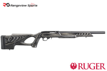 Ruger 10:22 Target Rifle, 22LR 16.1″ Threaded Muzzle Rangeviewsports Canada