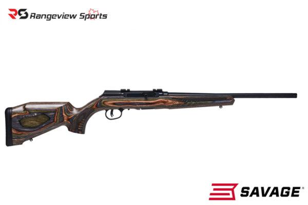 Savage A22 BNS-SR Rifle, 22LR RangeviewSports Canada