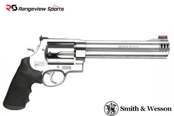 Smith & Wesson Model 500 Revolver, 500 S&W 8 3:8″ Barrel Rangeviewsports Canada
