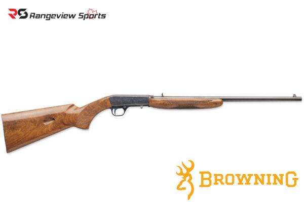 Browning SA-22 Grade I Rifle, 22 LR rangeviewsports canada