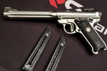 Ruger Hunter MK4 Pistol, 22 LR 6.88″ Barrel Rangeviewsports Canada