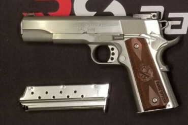 Springfield 1911 Range Officer Pistol, Stainless 9mm 5″ Barrel Rangeviewsports Canada