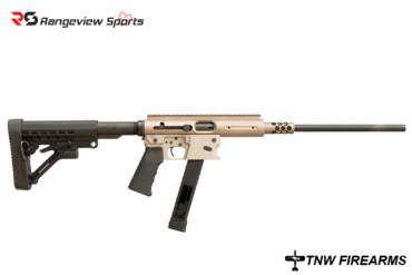 TNW Aero Survival Rifle 9mm, ATI Collapsible Stock – Dark Earth Rangeviewsports Canada