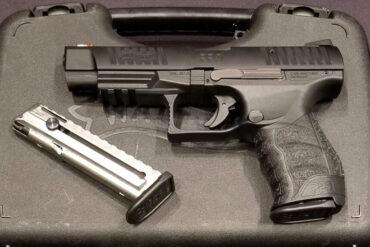 Walther PPQ Pistol, 22 LR 5″ Barrel Rangeviewsports Canada