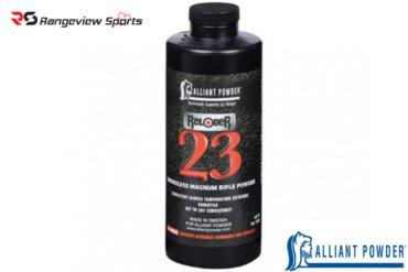 Alliant Reloder 23 Powder – 1LB Rangeviewsports Canada