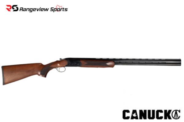 Canuck Over:Under Shotgun, 3″ 12 Ga 28″ Barrel Rangeviewsports Canada