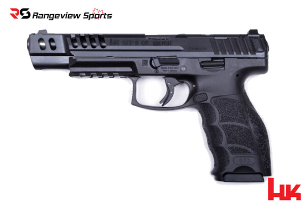 Heckler & Koch SFP9 OR Match Pistol, 9mm 5.5″ Barrel Rangeviewsports Canada