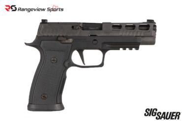 Sig Sauer P320 AXG Pro Pistol, 9mm 4.7″ Barrel Rangeviewsports Canada