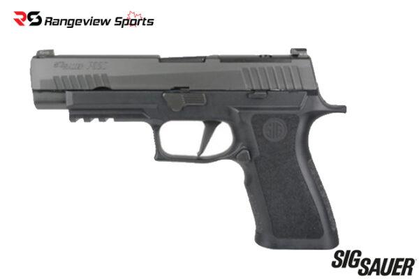 Sig Sauer P320 Pro Series Pistol, 9mm 4.7″ Barrel Optics Ready Rangeviewsports Canada