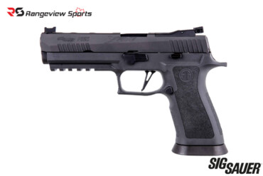 Sig Sauer P320 X-FIVE (X5) Legion Semi-Auto Pistol, 9x19mm Rangeviewsports Canada