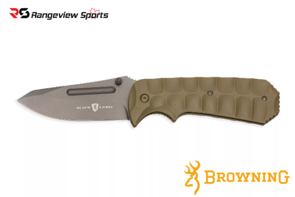 Browning Unleashed Assisted Open Folding Knife Rangeviewsports Canada