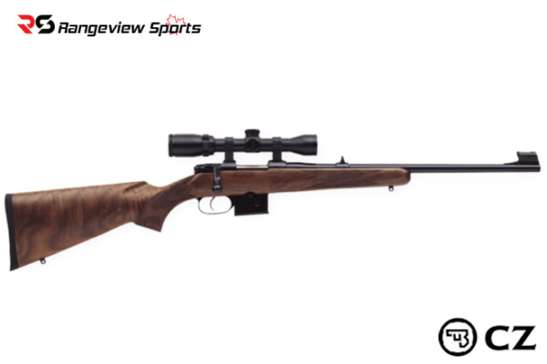 CZ 527 Carbine Iron Sights 7.62X39 Wood Rangeviewsports Canada