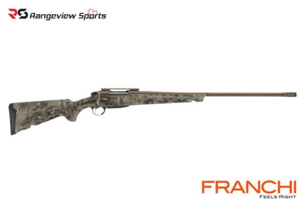 Franchi Momentum Elite Rifle, 308 Win Realtree Excape:Burnt Bronze Rangeviewsports Canada