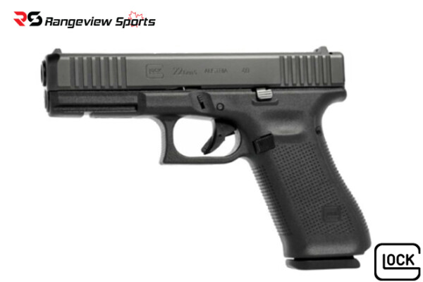Glock 22 Gen 5 MOS .40 S&W Rangeviewsports Canada