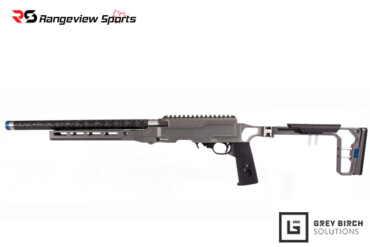 Grey Birch Foundation LDR 22LR Rifle 16.1″ Rangeviewsports Canada