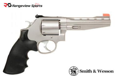 Smith & Wesson 686 Plus Performance Center Revolver, Stainless 357 Magnum 5″ Barrel Rangeviewsports Canada