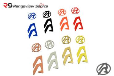 DAA Alpha-X Holster Logo Color Inlays - rangeviewsports canada